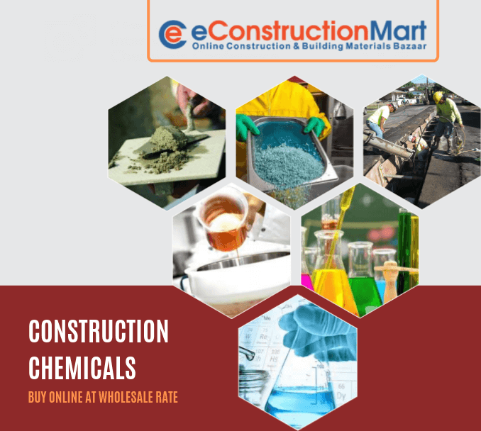 Construction Chemicals Buy Online at Wholesale Rate