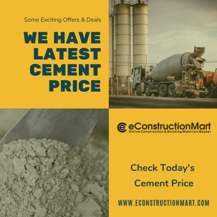 We Have Latest Cement Price